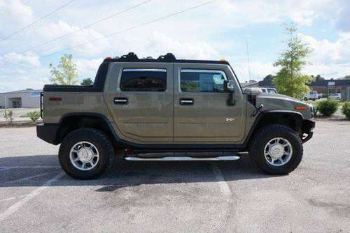 2005 HUMMER H2 SUT Base 4WD 4dr Crew Cab SB Pickup **Free Carfax on... for sale in Roseville, CA