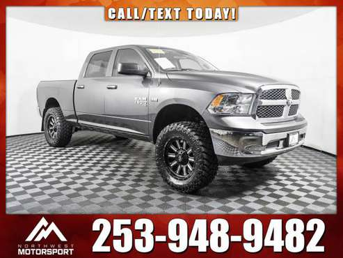 Lifted 2020 *Dodge Ram* 1500 SLT 4x4 - cars & trucks - by dealer -... for sale in PUYALLUP, WA