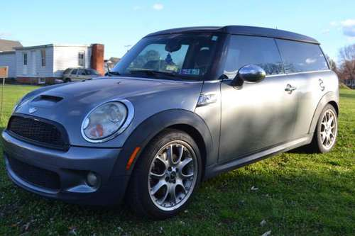 2008 Mini Cooper Clubman S - cars & trucks - by owner - vehicle... for sale in Strasburg, PA