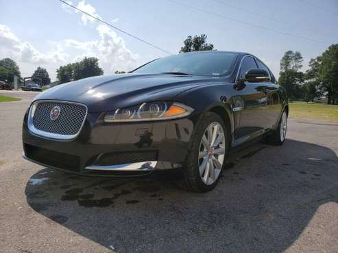 2014 Jaguar XF AWD for sale in HOLCOMB, AR