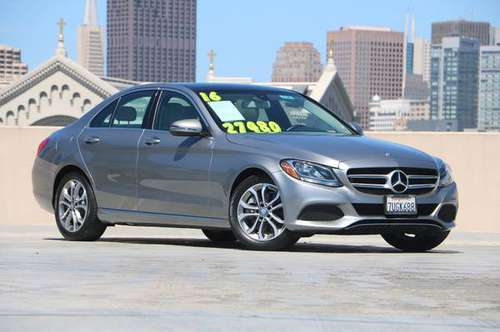 2016 Mercedes-Benz C-Class Sweet deal*SPECIAL!!!* for sale in San Francisco, CA