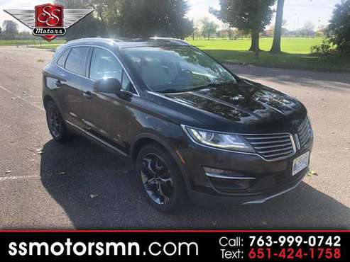 2016 Lincoln MKC Select AWD for sale in Blaine, MN