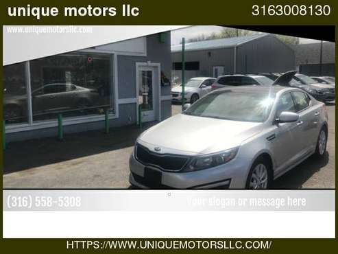 2015 Kia Optima EX 4dr Sedan for sale in Wichita, KS
