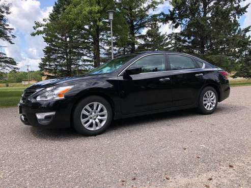 2015 Nissan Altima S With Only 59,000 Miles for sale in Hibbing, MN