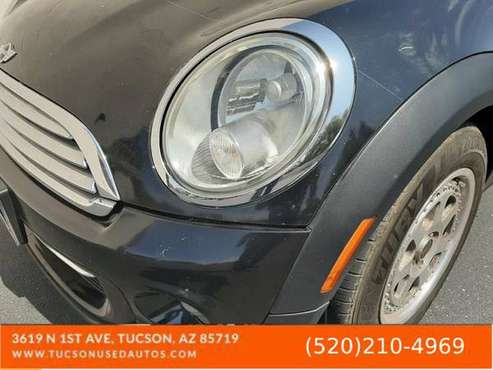 2011 MINI Cooper Clubman Coupe - cars & trucks - by dealer - vehicle... for sale in Tucson, AZ