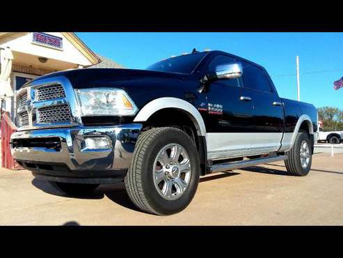 2015 RAM 2500 Laramie Crew Cab SWB 4WD WE SPECIALIZE IN TRUCKS! -... for sale in Broken Arrow, MO