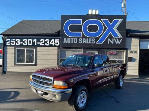 2003 *Dodge* *Dakota* *SLT* - cars & trucks - by dealer - vehicle... for sale in Tacoma, WA