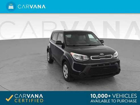 2015 Kia Soul Wagon 4D wagon Black - FINANCE ONLINE for sale in Memphis, TN
