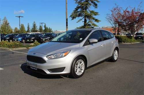 2018 Ford Focus SE Hatchback for sale in Tacoma, WA