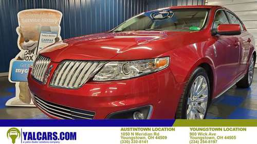 2010 Lincoln MKS - Financing Available! for sale in Youngstown, OH