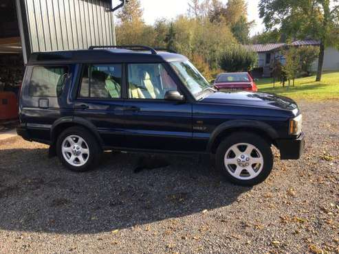 2003 Land Rover Discovery Diesel for sale in Bellingham, WA
