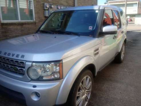 2011 Land Rover LR4. Runs great, brand new air suspension, new brakes, for sale in Metairie, LA