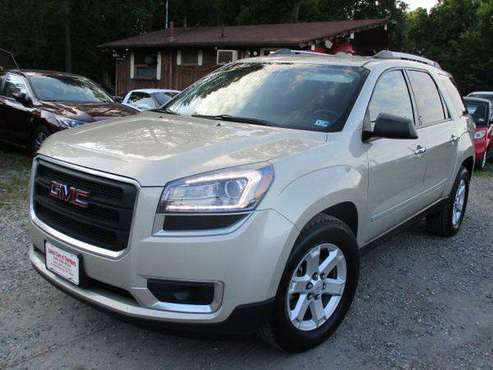2016 GMC ACADIA SLE WARRANTIES AVAILABLE ON ALL VEHICLES! for sale in Fredericksburg, VA