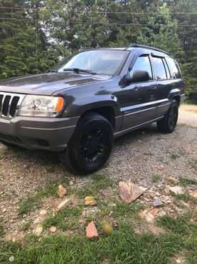 02 Jeep Cherokee for sale in Sherrills Ford, NC