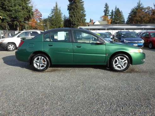 2003 Saturn Ion for sale in Tacoma, WA