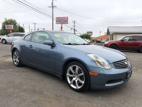 2005 INFINITI G35 Base Coupe for sale in Beaverton, OR