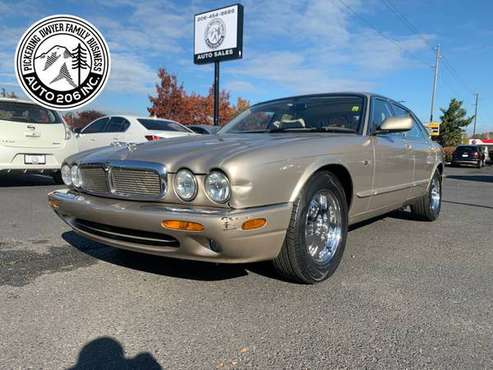 1998 *Jaguar* *XJ* *4dr Sedan* Meteorite 46k miles for sale in Kent, WA