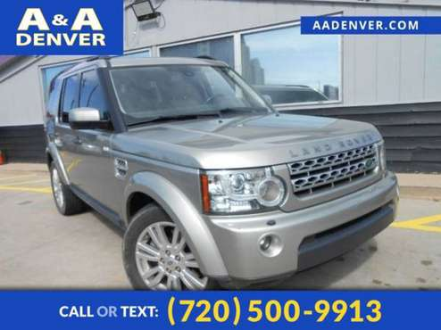 2011 Land Rover LR4 HSE for sale in Denver , CO