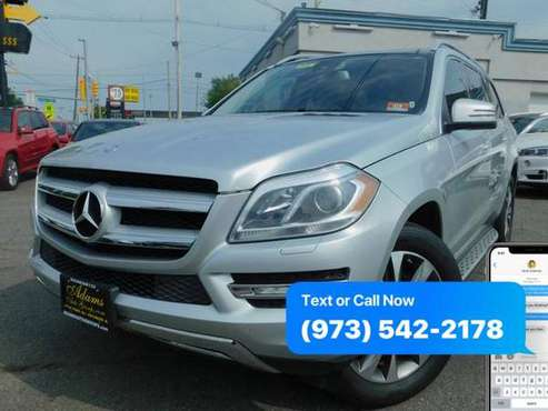 2013 Mercedes-Benz GL-Class GL450 4MATIC - Buy-Here-Pay-Here! for sale in Paterson, NJ