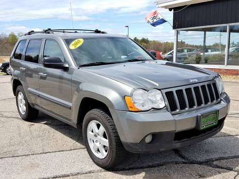 2008 Jeep Grand Cherokee Laredo AWD, 180K, AC, Leather, Roof, Nav, Cam for sale in Belmont, MA