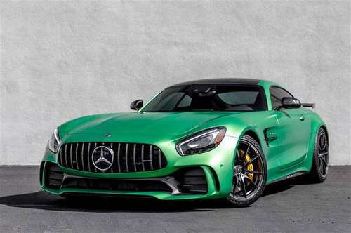 2018 Mercedes-Benz AMG GT R for sale in Los Angeles, CA