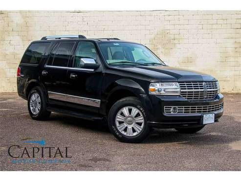 CHEAP Luxury SUV! Lincoln Navigator for Only $11k! for sale in Eau Claire, WI