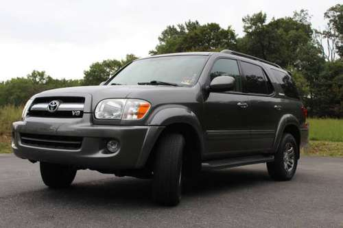 2006 Toyota Sequoia Limited 4WD, Recent 129k Service for sale in Perry Hall, MD