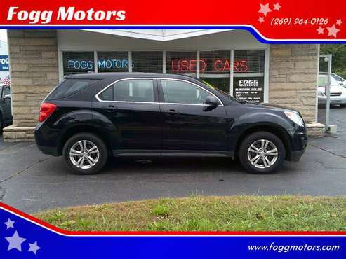 (((2013 CHEVY EQUINOX LS))) F.W.D. for sale in Battle Creek, MI