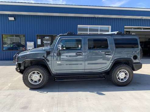 2005 Hummer H2 Loaded Leather for sale in Grand Forks, ND