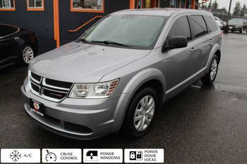 2015 Dodge Journey SE Sabeti Motors - cars & trucks - by dealer -... for sale in Tacoma, WA