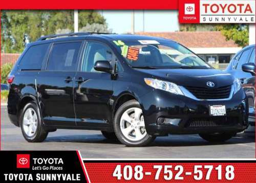 2016 Toyota Sienna FWD 5dr 8-Pass Van LE FWD LE for sale in Sunnyvale, CA