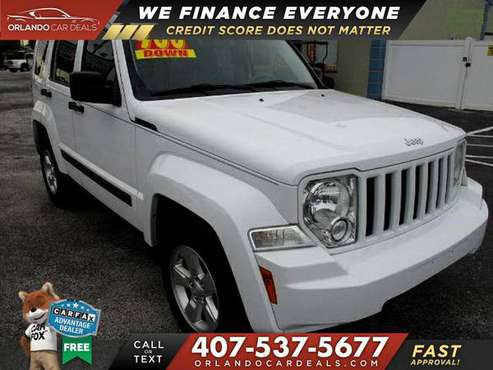 2011 Jeep Liberty Sport NO CREDIT CHECK ONLY $900 DOWN for sale in Maitland, FL