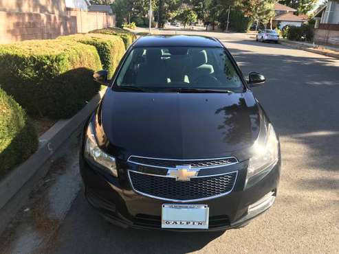 2012 Chevy Cruze like new for sale in Winnetka, CA