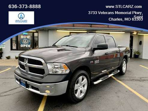 2017 Ram 1500 Crew Cab - Financing Available! - cars & trucks - by... for sale in Saint Charles, MO