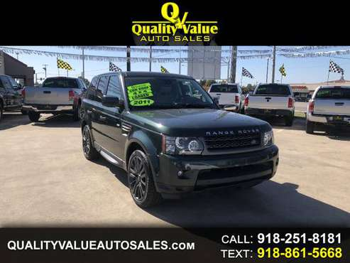 2011 Land Rover Range Rover Sport for sale in Broken Arrow, OK