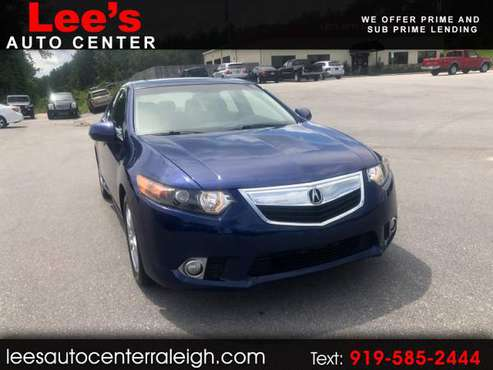 2012 Acura TSX 4dr Sdn I4 Auto for sale in Raleigh, NC