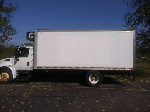 2006 International Refrigerated Truck for sale in warren, OH