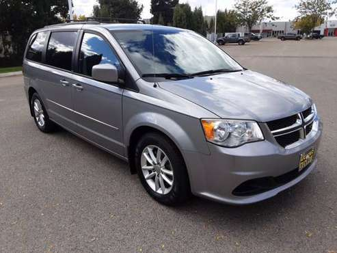 2014 Dodge Grand Caravan Sxt - cars & trucks - by dealer - vehicle... for sale in Boise, ID
