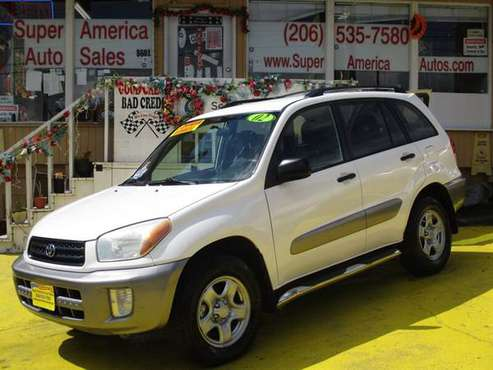 2002 Toyota RAV4 , 1 Owner , 2WD Good MPG, Call/Text At . for sale in Seattle, WA