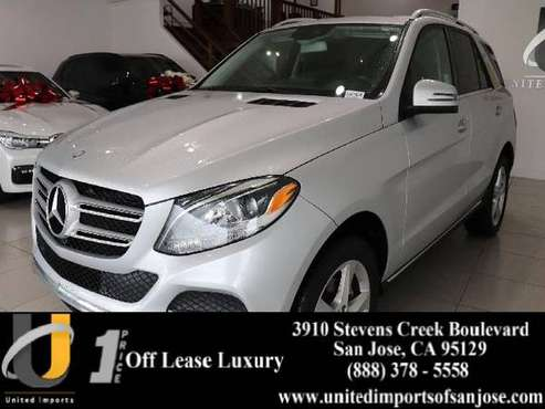 2016 Mercedes Benz GLE350 SUV*Loaded*Navi*Warranty* for sale in San Jose, CA