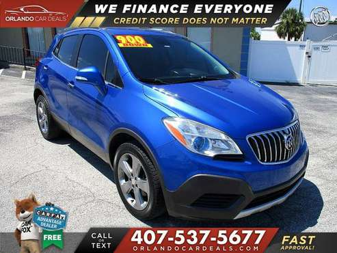 2014 Buick Encore SLT SUV NO CREDIT CHECK for sale in Maitland, FL