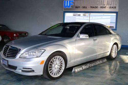 2010 Mercedes-Benz S-Class S 550 4MATIC AWD 4dr Sedan Gua for sale in Dearborn Heights, MI