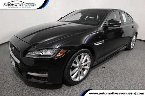 2016 Jaguar XF, Ultimate Black Metallic for sale in Wall, NJ