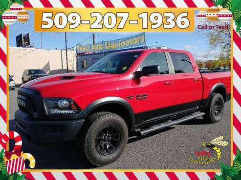 2017 Ram 1500 Rebel Only $500 Down! *OAC - cars & trucks - by dealer... for sale in Spokane, WA