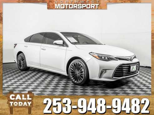 *LEATHER* 2016 *Toyota Avalon* Touring FWD for sale in PUYALLUP, WA