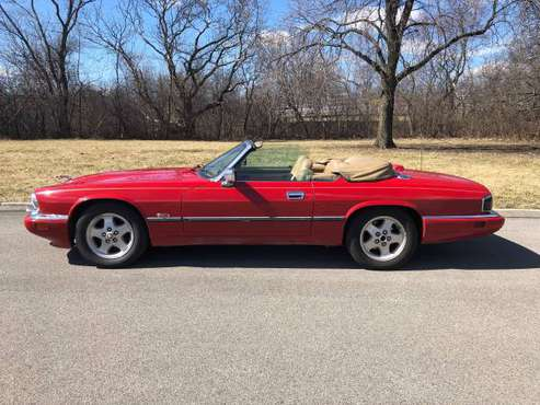 1995 Jaguar XJS for sale in Palos Heights, IL