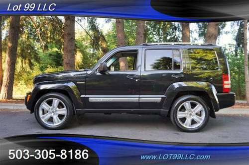 2012 Jeep Liberty Limited Jet Edition 4x4 Leather 99k Miles Leather... for sale in Milwaukie, OR