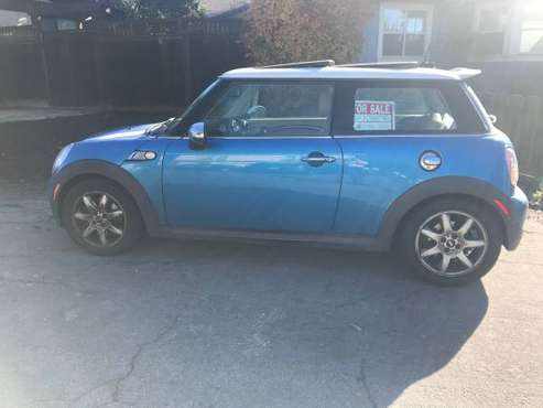 Mini Cooper - cars & trucks - by owner - vehicle automotive sale for sale in Aptos, CA