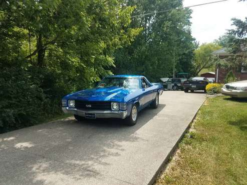 71 Chevy SS El camino for sale in Frankfort, KY