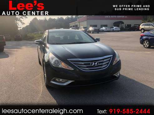 2011 Hyundai Sonata 4dr Sdn 2.4L Auto Ltd for sale in Raleigh, NC